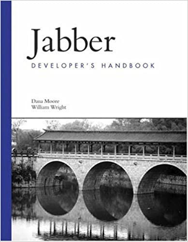 Cover: Jabber Developer's Handbook